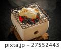 やきたてお餅 日本食 Dish Japanese foods of the rice cake 27552443