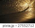 夕日・波打ち際 27552712