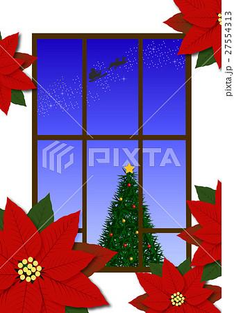 窓辺のクリスマス。 27554313