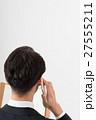 電話をするビジネスマン 27555211