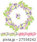 背景 花 区域のイラスト 27556242