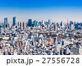 東京タワーと都市風景 27556728