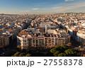サグラダ・ファミリアから望むバルセロナ市街(スペイン-バルセロナ) 27558378