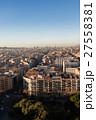 サグラダ・ファミリアから望むバルセロナ市街(スペイン-バルセロナ) 27558381