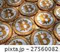 ビットコイン コイン 硬貨のイラスト 27560082