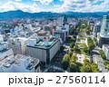 都市風景 ビル街 札幌の写真 27560114