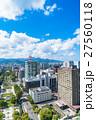 都市風景 ビル街 札幌の写真 27560118