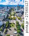都市風景 ビル街 札幌の写真 27560127