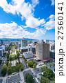 都市風景 ビル街 札幌の写真 27560141