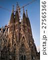 朝焼けのサグラダ・ファミリア(スペイン-バルセロナ) 27565366