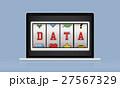 カジノ カジノの ゲームのイラスト 27567329