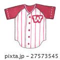 野球のユニフォーム 27573545