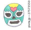 レスラーのマスク 27573550