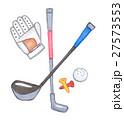 ゴルフ道具(ドライバー・パター・ボール・ティー) 27573553