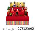 雛人形 五人飾り 27585092
