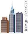高層ビル、ニューヨーク、摩天楼 27586094