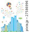 超高層建築、高層ビル、近未来建築 27586996