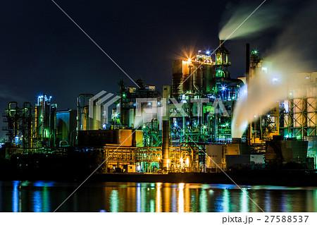 北九州の工場夜景 27588537