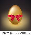 たまご 卵 リボンのイラスト 27590465