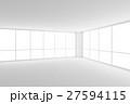 空間 部屋 窓のイラスト 27594115