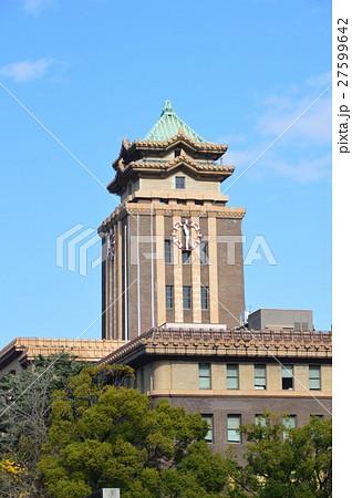 名古屋市役所(愛知県名古屋市中区三の丸3-1-1)の写真素材 [27599642 ...