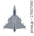 飛行機 ファイター 航空機のイラスト 27607560