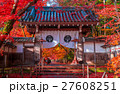 光明寺 紅葉 京都の写真 27608251