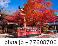 京都 車折神社の紅葉 27608700