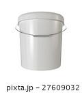 おけ 桶 盥のイラスト 27609032