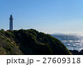伊豆下田爪木崎海岸の灯台 27609318