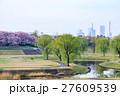 大宮第二公園の風景 春 27609539