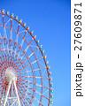 パレットタウンの観覧車と青空 27609871
