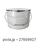 バケツ 容器 入れ物のイラスト 27609927