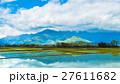 たんぼ 田んぼ 田圃の写真 27611682
