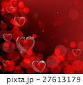 Valentines Day Corner Frame Background 27613179