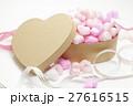 バレンタイン バレンタインデー プレゼントの写真 27616515
