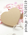 バレンタイン バレンタインデー プレゼントの写真 27616519