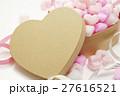 バレンタイン バレンタインデー プレゼントの写真 27616521