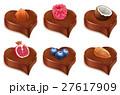 お菓子 料理 食のイラスト 27617909
