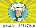 少年 男の子 コックのイラスト 27617910