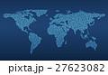 ベクトル 地球 アブストラクトのイラスト 27623082