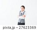 冷え症イメージ(OL 女性) 27623369
