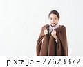 冷え症イメージ(OL 女性) 27623372