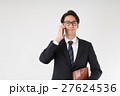 電話をするビジネスマン 27624536
