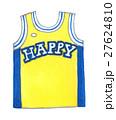 バスケットボールのユニフォーム 27624810