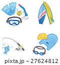 マリンスポーツ(シュノーケル・サーフィン・釣り・水泳) 27624812
