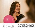 女性 女子会 談笑の写真 27632402