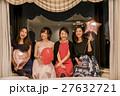 友達 女性 女子会の写真 27632721