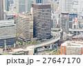 【大阪府】都市風景 27647170