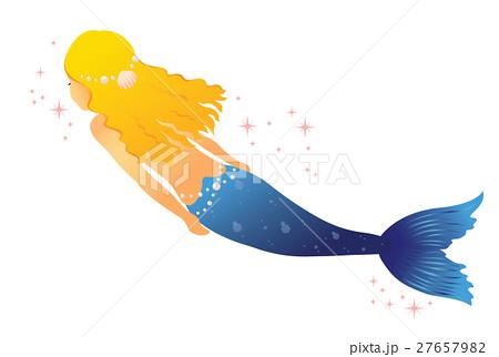 人魚姫 27657982